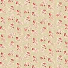 Edyta Sitar ' Little Sweethearts' beige met rode bloemetjes