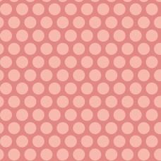 Edyta Sitar ' Little Sweethearts' roze cirkels