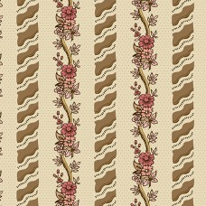 Di Ford 'Windermere' creme bruine mini border