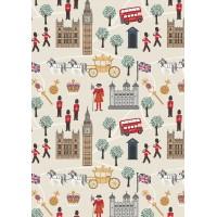 Lewis & Irene ' Londen items'