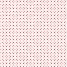 Tilda 'Basics' Rood tiny dots