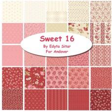 F8 Bundel 'Sweet 16' van Edyta Sitar