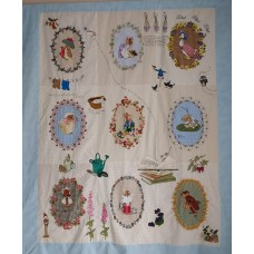 Beatrix Potter applicatie quilt cursus NIEUWE DATA